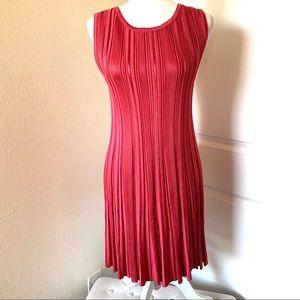 Roberto Cavalli Slinky Tank Ribbed Viscose Dress